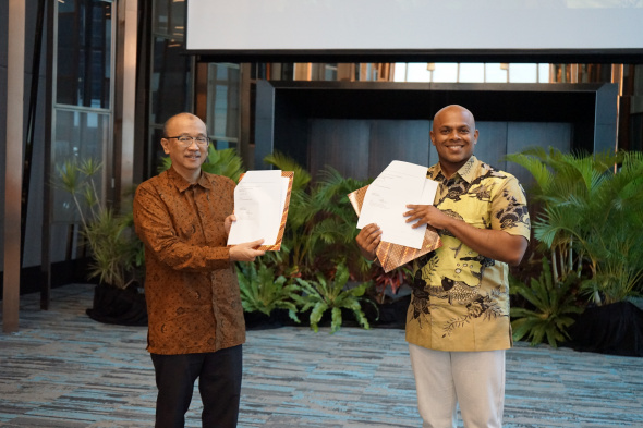 GBPN Asia GBC Indonesia signed documents